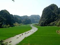 World Heritage Site: Trang An, Vietnam