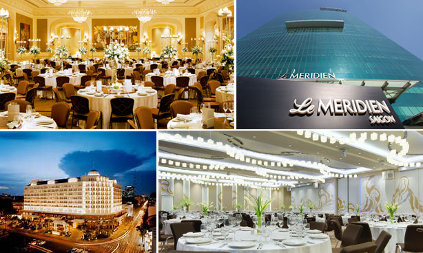 hotels and locations for wedding at vietnam