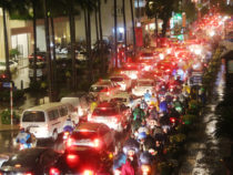 Heavy Rains Flood Saigon