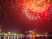 List of New Year's Eve Events in HCMC & Hanoi