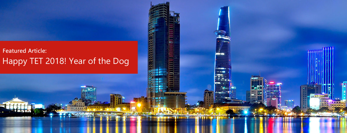 vietnam advisors happy tet 2018 year of dog